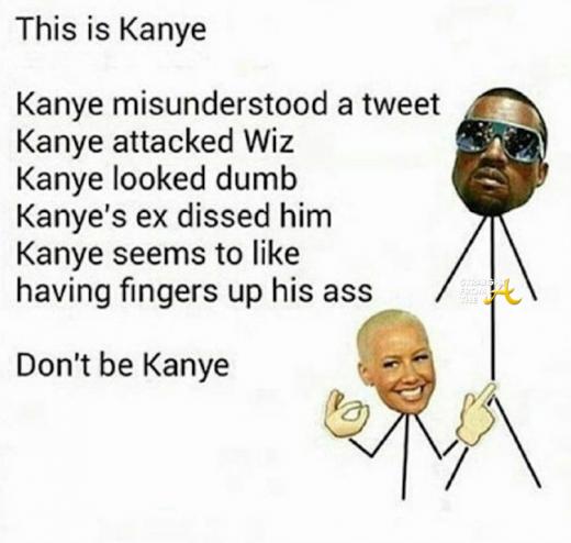 Dont Be Kanye