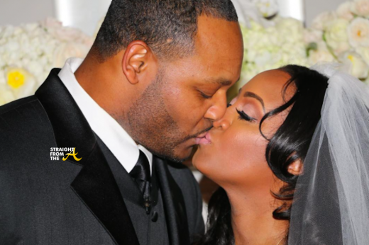 Ed Hartwell Keshia Knight Pulliam Married 2016