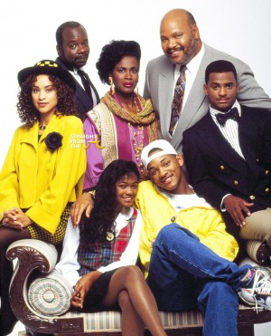 Fresh Prince of Bel Air - Janet Hubert