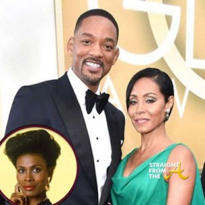 Jada Pinkett-Smith Will Smith Janet Hubert