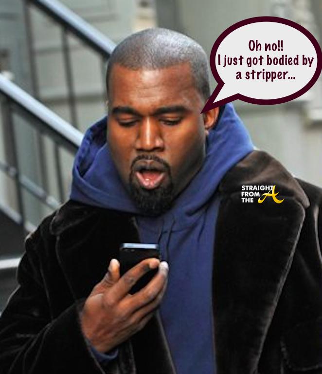 Kanye Shrug by kansascity  Meme Center
