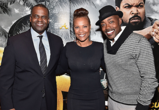 Kasim Reed Heather Hayslett Will Packer