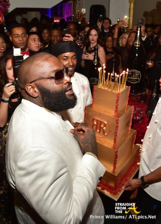 Rick Ross Cake