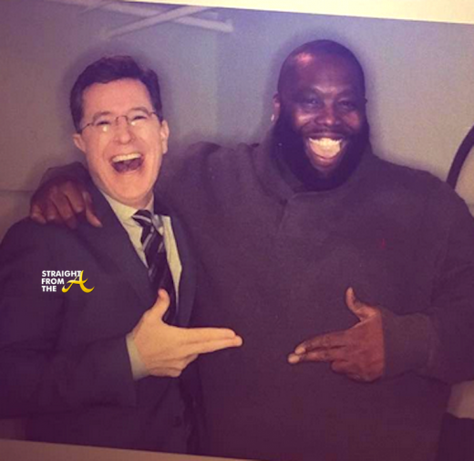 Stephen Colbert Killer Mike 1