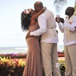 Tichina Arnold Rico Hines Wedding