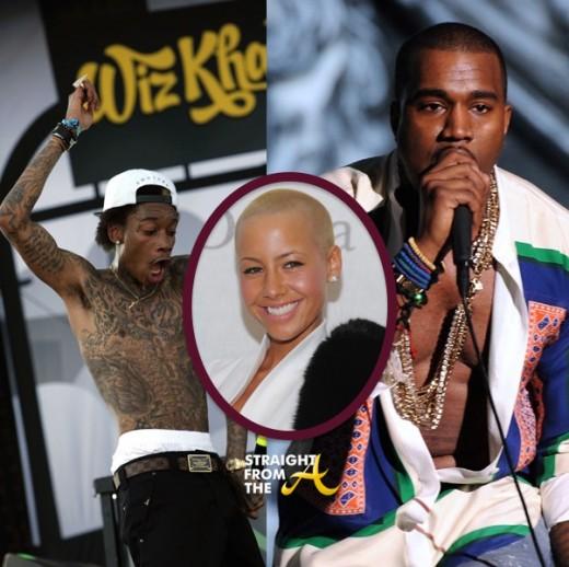 Wiz Kanye Amber Twitter Beef