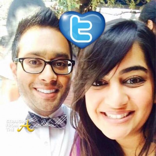 Anuj Patel and Sumita Dalmia
