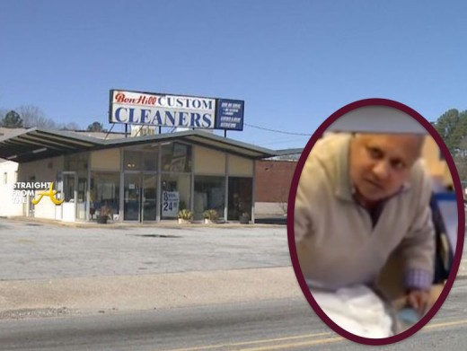Ben Hill Custom Cleaners Racist Rant 1