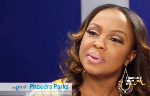 Chris Witherspoon Phaedra Parks 2