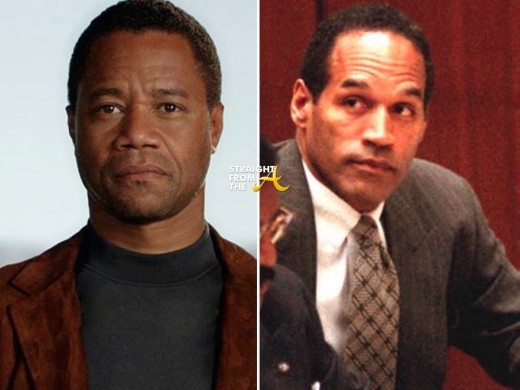 Cuba Gooding Jr vs OJ Simpson
