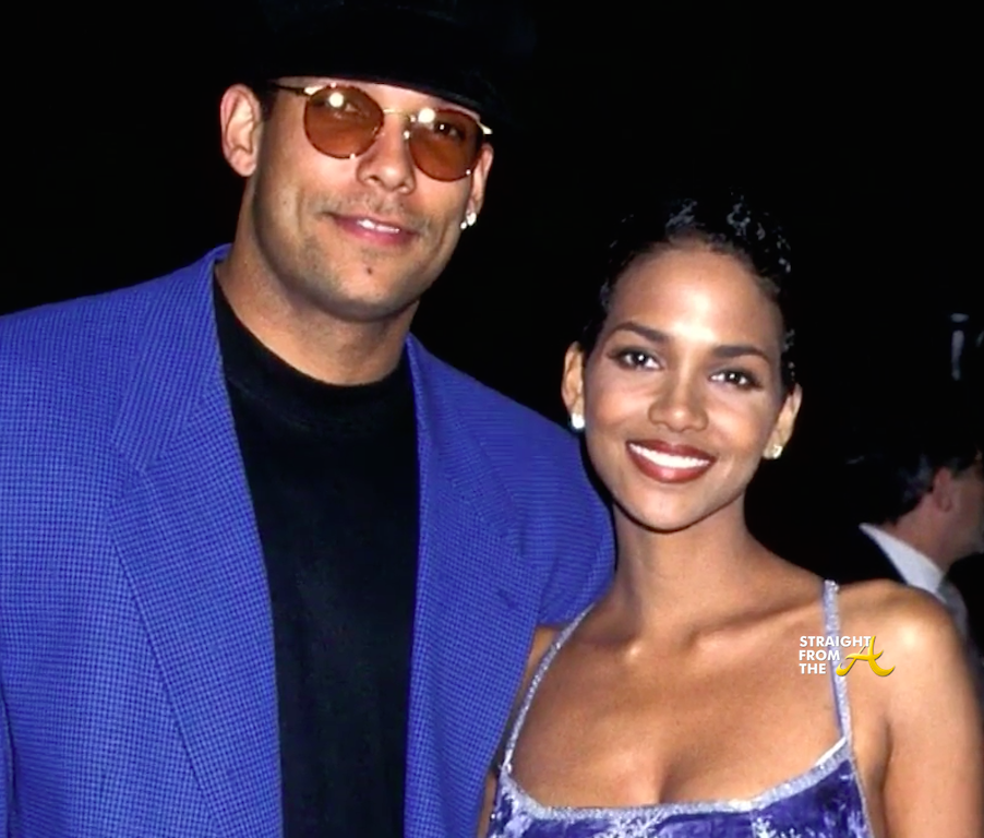 david justice about halle berry