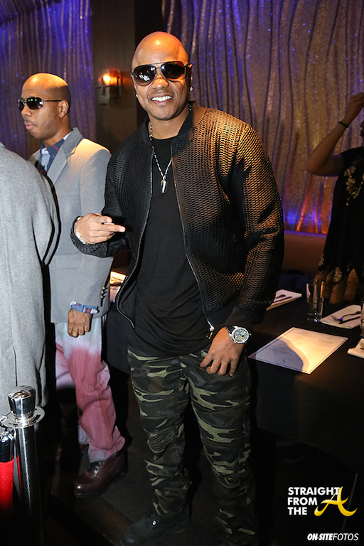 Donnell Jones Hosts Unsung Viewing Party In Atlanta Photos