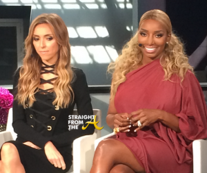 Giuliana Rancic Nene Leakes 2016 2