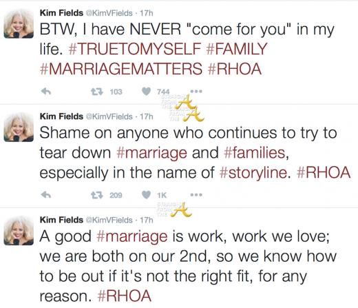 Kim Fields Twitter 3