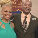 Kim Fields:Todd Bridges - Facts of Life Reunion 1