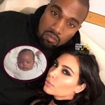 Kim Kardashian Shares 1st Photo of Son Saint West… [PHOTOS]