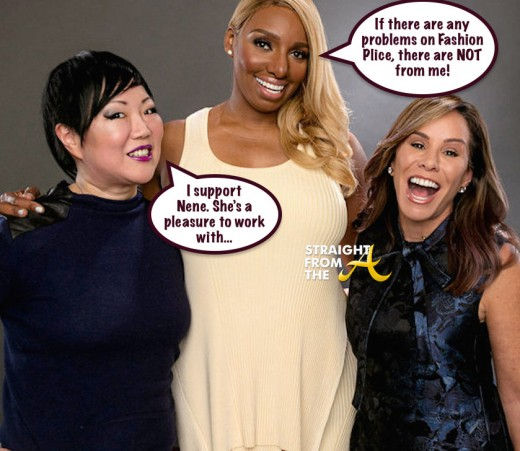Margaret Cho nene leakes melissa rivers fashion police
