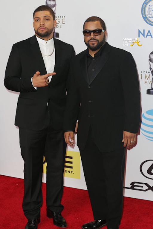 Oshea Jackson Jr. & Ice Cube