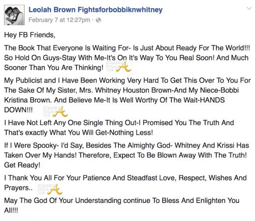 Leolah Brown