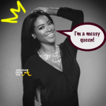 #RHOA Kenya Moore Blames Phaedra Parks For Starting Gay Rumors About Kim Fields' Husband…
