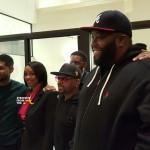Usher Jermaine Dupri Killer Mike Citizens Trust Bank 2016