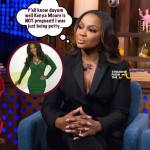 Petty Tales: #RHOA Phaedra Parks Admits to Starting Kenya Moore Pregnancy 'Rumors' on #WWHL… [VIDEO]