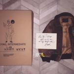 saint west gift from Ralph Lauren