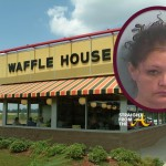 Mugshot Mania – Waffle House Waitress Arrested After Spiking Co-Workers Drink with Meth…