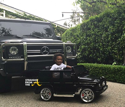 Baby Future G-Wagon