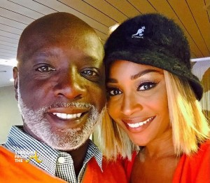 Cynthia Bailey Peter Thomas 3