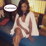 OPEN POST: Elise Neal Posts Bikini Photo in Honor of 50th Birthday…  [PHOTOS]