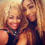 Kim Fields Cynthia Bailey