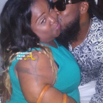 Little Women ATL's Minnie Ross' Pregnant by Pastor Troy?  (PHOTOS)