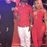 Rob Kardashian Blac Chyna Atlanta 2016 4