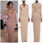 Fan Mail: Is #RHOA Sheree Whitfield Wearing a Knockoff Balmain Gown… [PHOTOS]