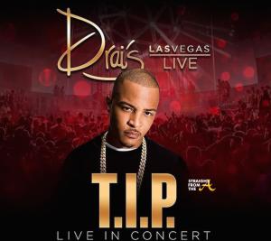 T.I. Drais Vegas Residency
