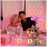 T.I. & Tiny Harris Celebrate Baby Shower With Family & Friends + Tip Declares it's The 'Last One'… (PHOTOS)