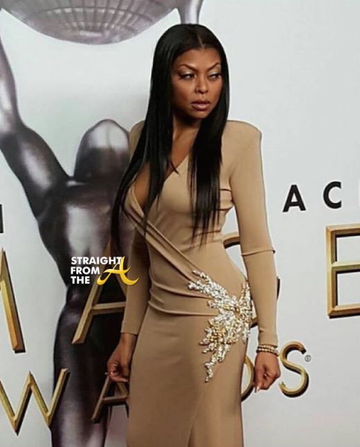 Taraji P. Henson NAACP Awards 2016 2