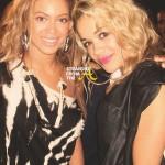 Beyonce Rita Ora 1