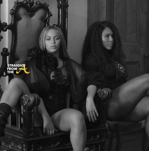 Beyonce Serena Lemonade