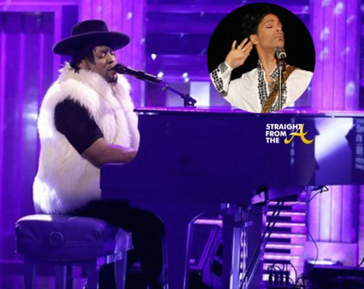 D'angelo Prince Jimmy Fallon
