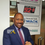 Frank Ski Returns to V103 2016 6