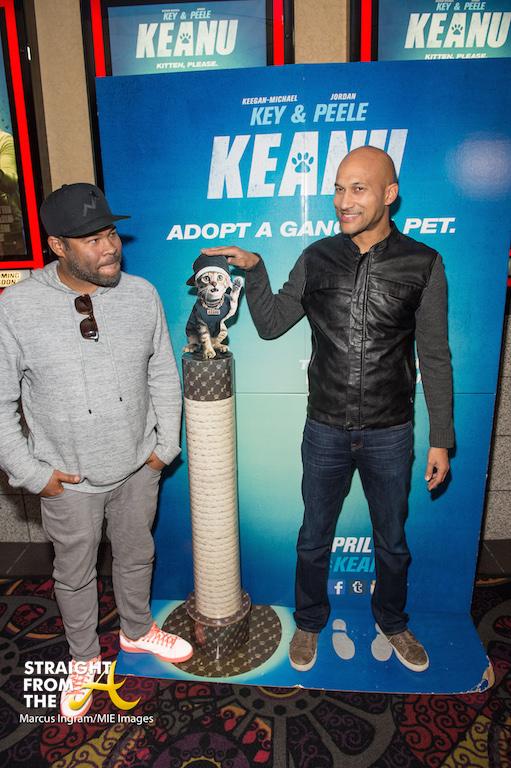 Jordan Peele - Keegan-Michael Key 2