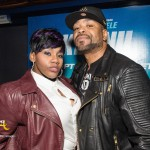 Kelly Price - Method Man at After-Party