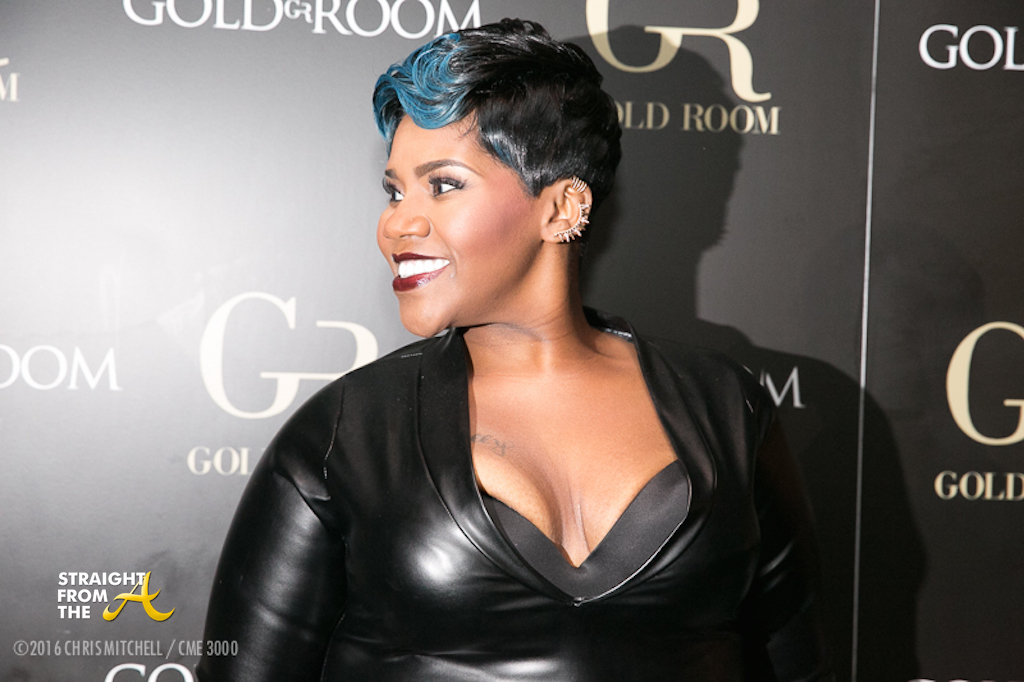 Kelly Price escorted by Gabby Jones - Straight From The A [SFTA ...