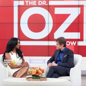 Kenya Moore Dr. Oz 1