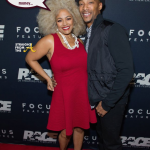 Kim Fields Christopher Morgan