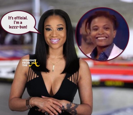 Mimi Faust New Girlfriend
