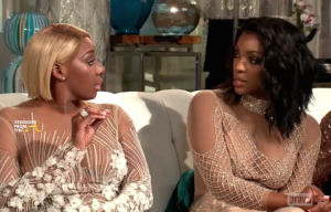 Nene Leakes Posha Williams 2