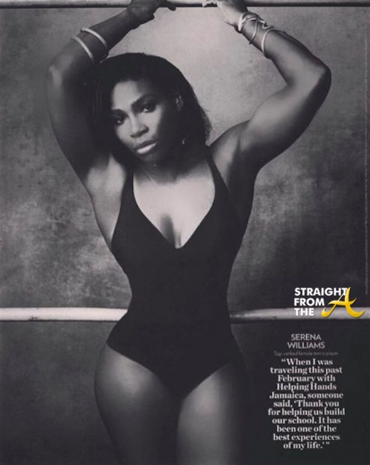 Serena Williams Instagram Photoshop 1